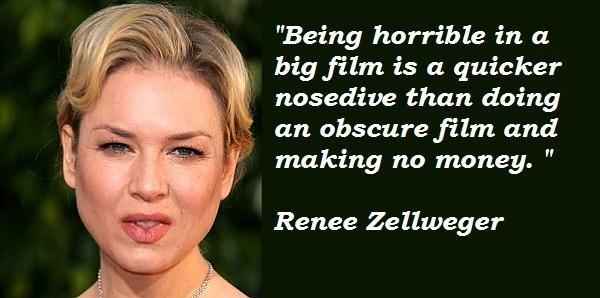 Renee Zellweger's quote #3