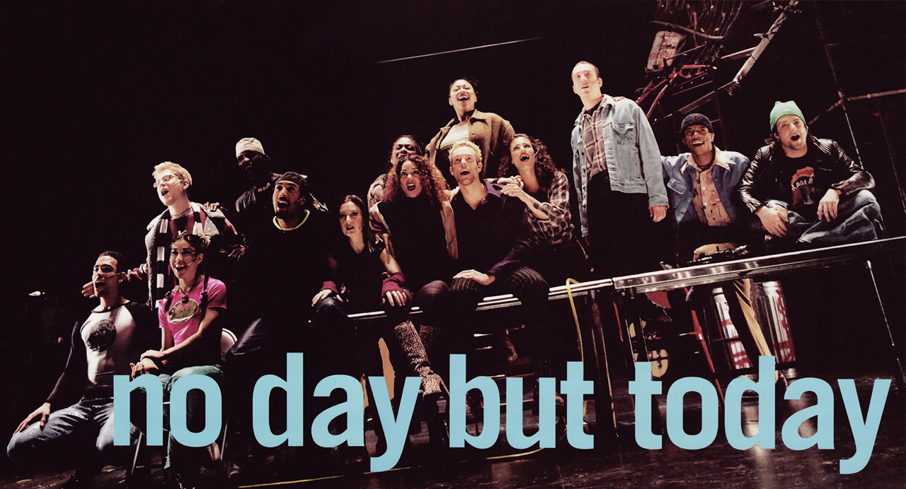 Broadway Quotes Rent
