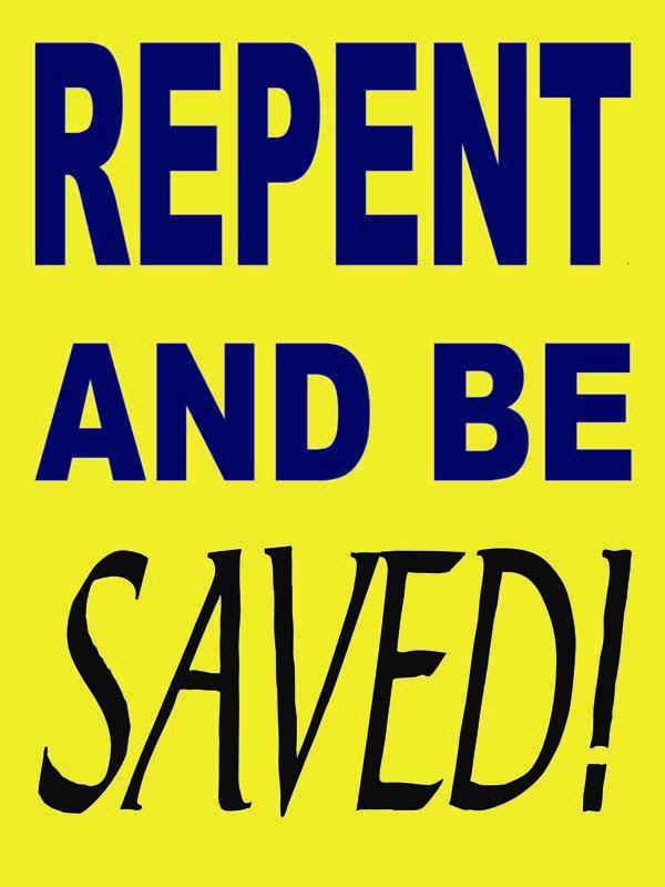 Repent quote #3