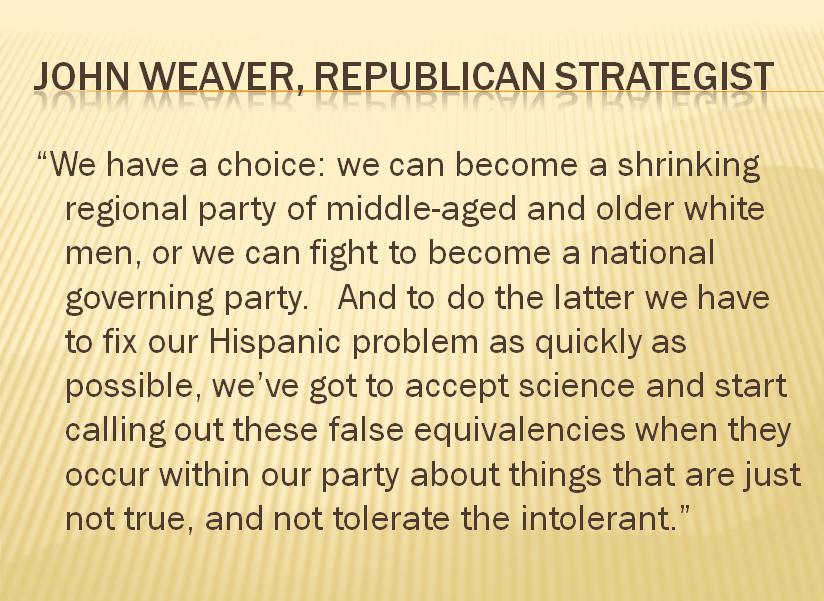 Republican Colleagues quote #1