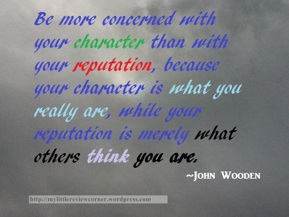 Reputation quote #6