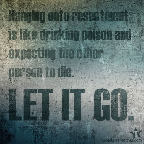 Resentment quote #6