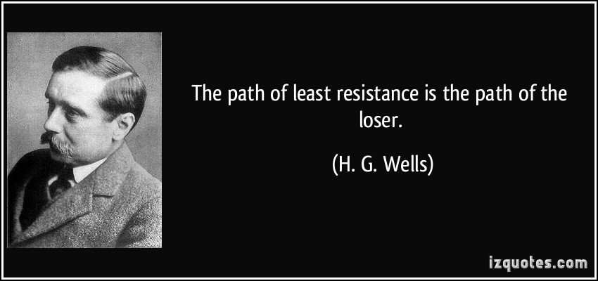 Resistance quote #1