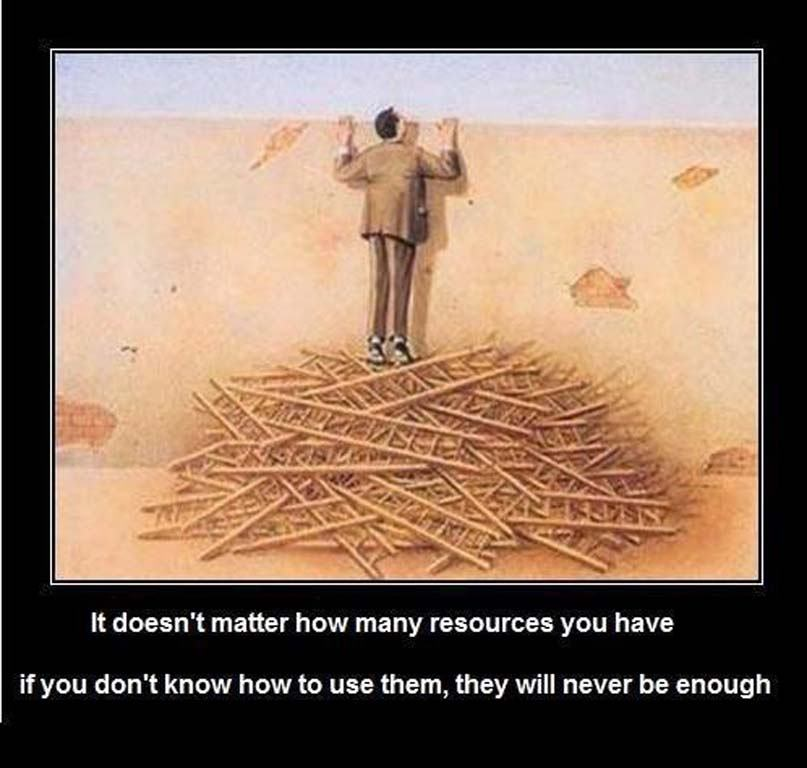 Resources quote #6