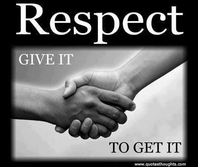 Respect quote #4