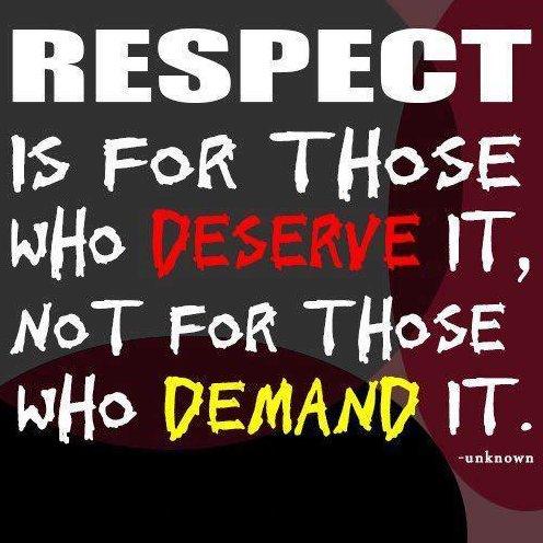 Respect quote #5