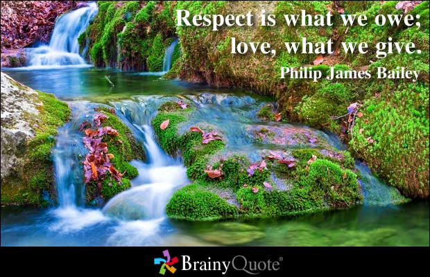 Respected quote #8