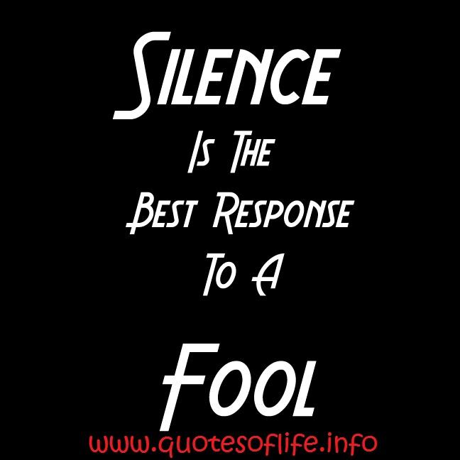Response quote #1