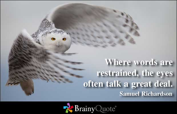 Restraint quote #1