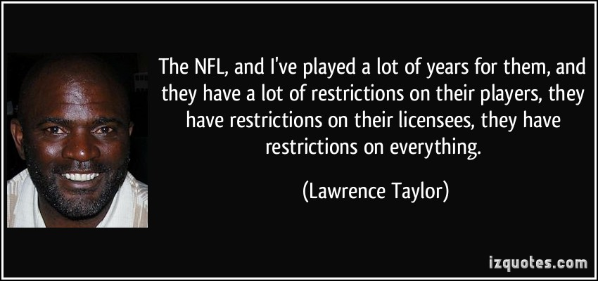 Restrictions quote #2