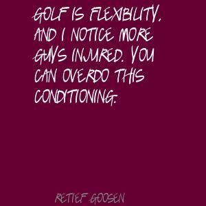 Retief Goosen's quote #7