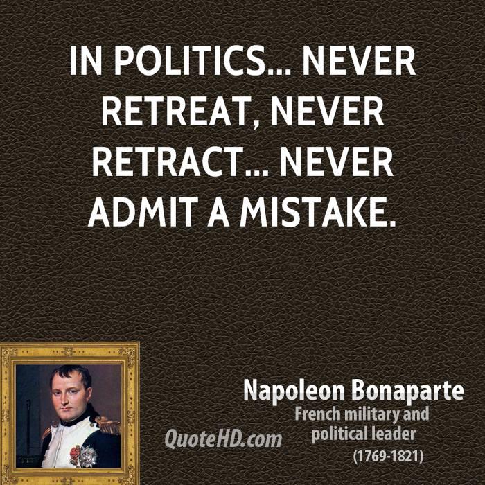 Retract quote #1