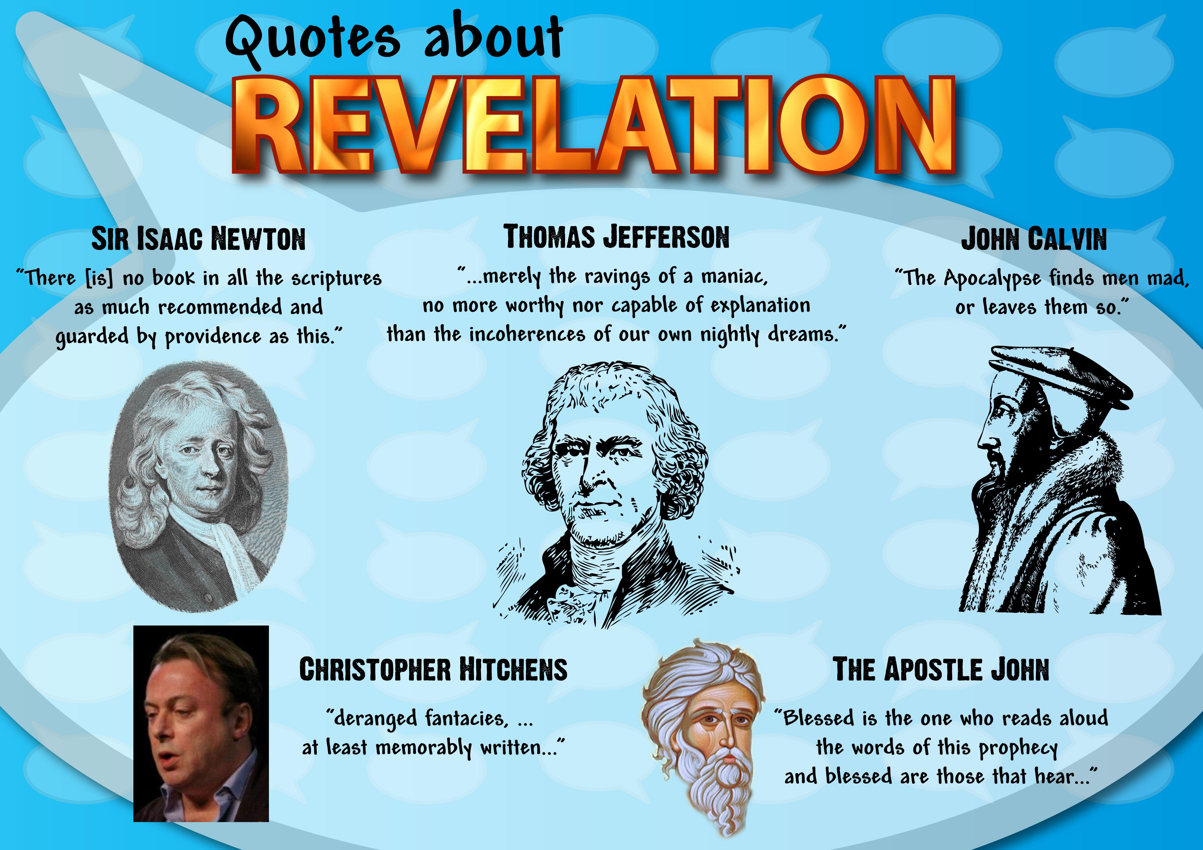 Revelation quote #3
