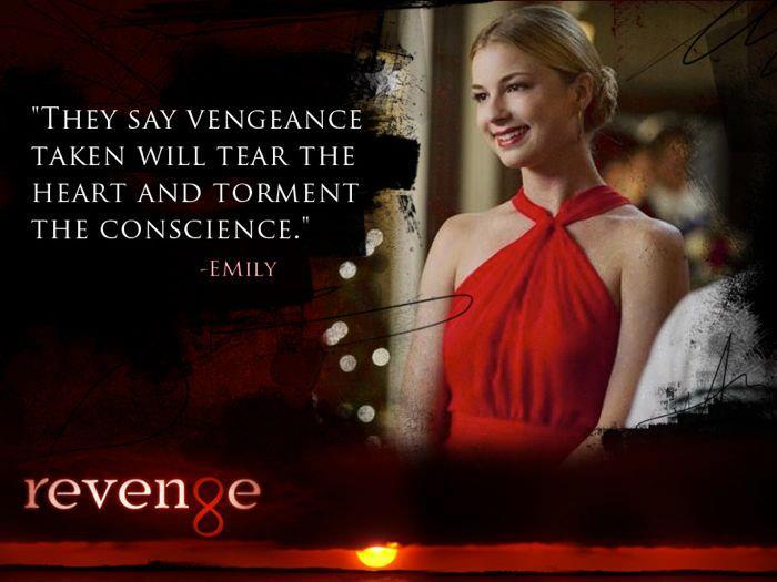 Revenge quote #5