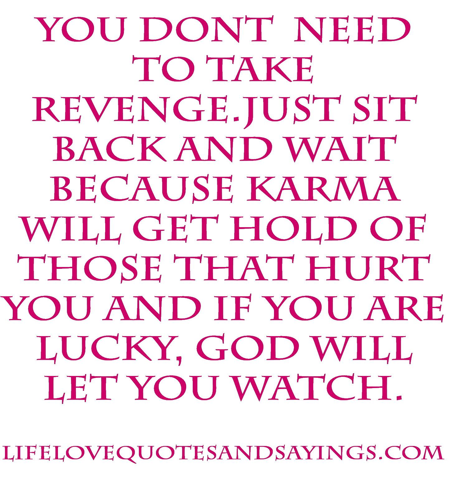 Revenge quote #2