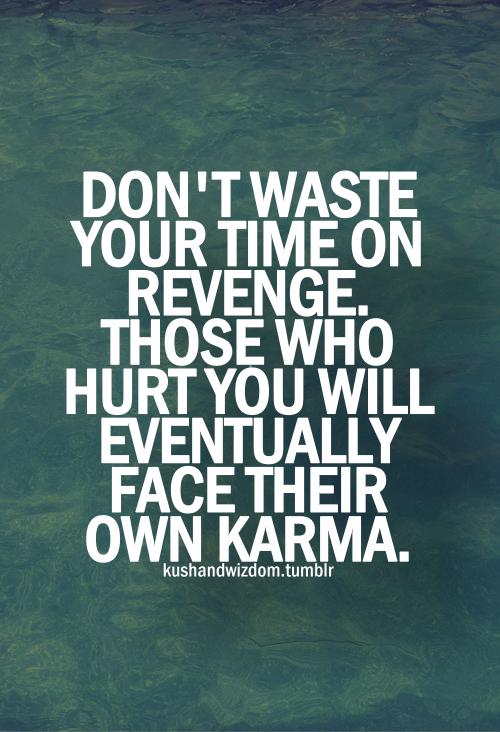 Revenge quote #4