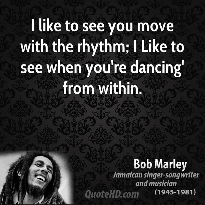 Rhythm quote #7
