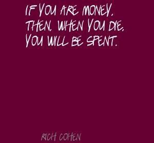 Rich Cohen's quote #4
