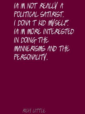 Rich Little's quote #3