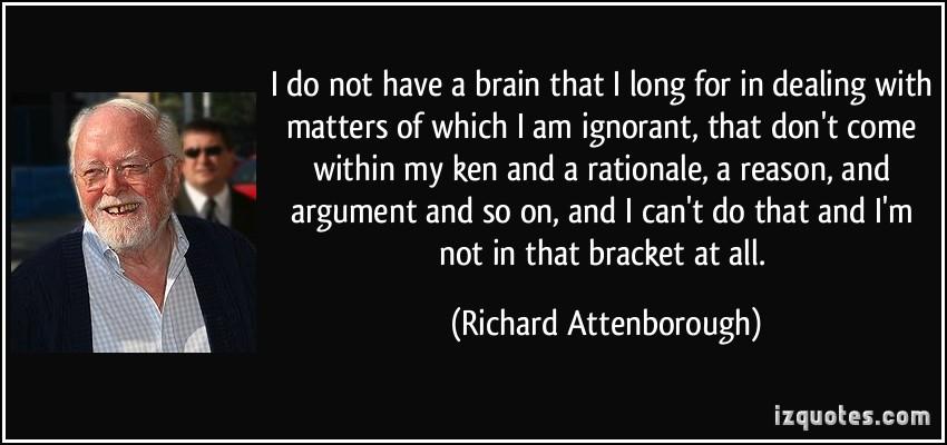 Richard Attenborough's quote #5