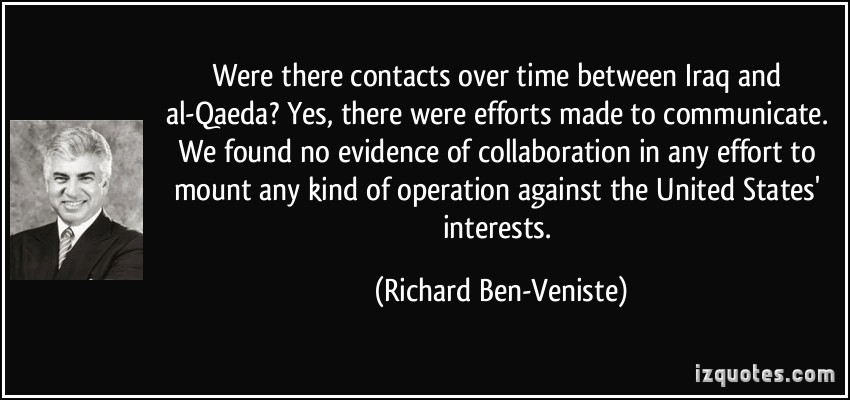 Richard Ben-Veniste's quote #7