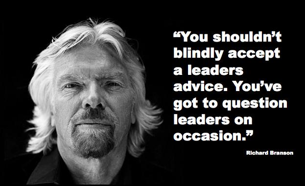 Richard Branson's quote #6