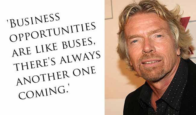 Richard Branson's quote #7