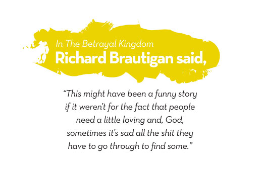 Richard Brautigan's quote #2