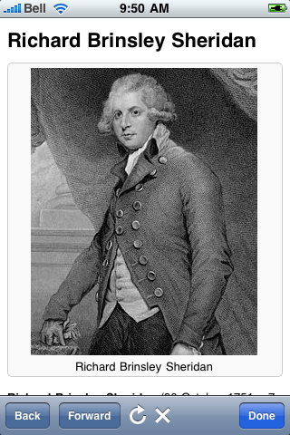 Richard Brinsley Sheridan's quote #4