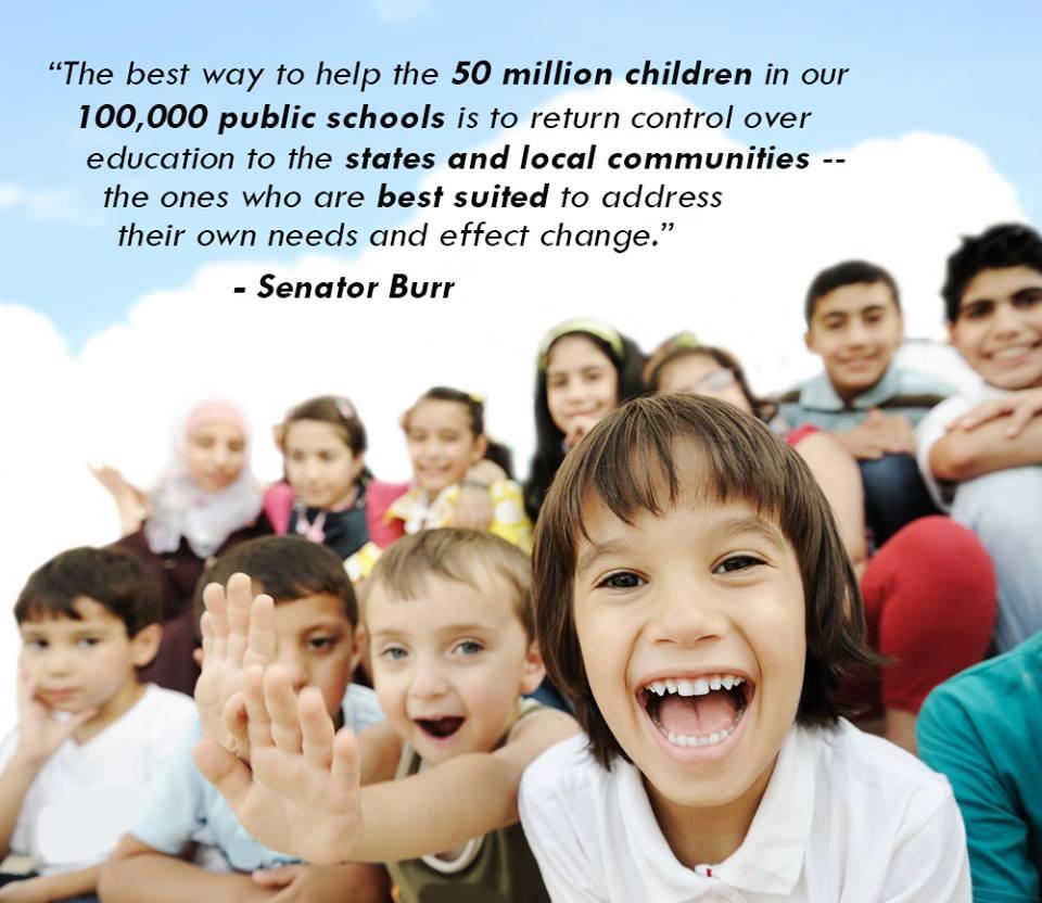Richard Burr's quote #1