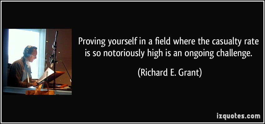 Richard E. Grant's quote #3