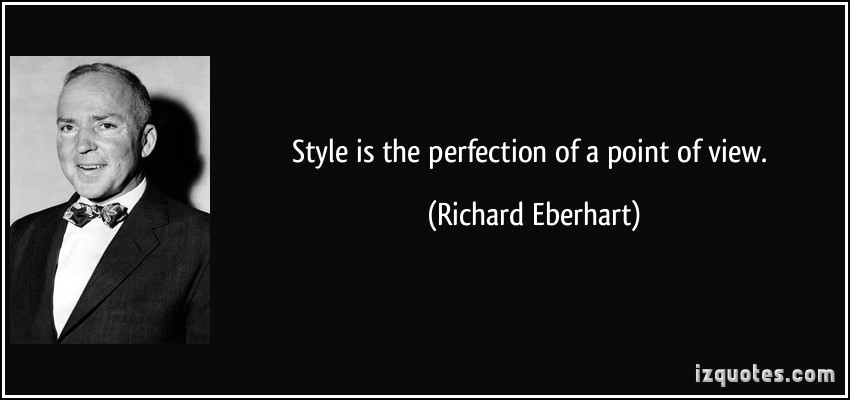 Richard Eberhart's quote