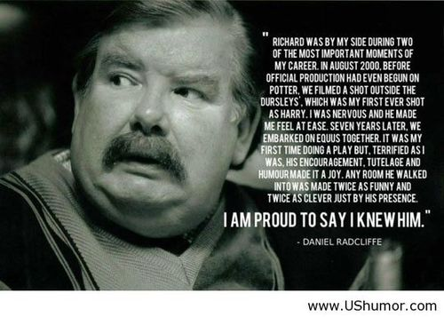 Richard Griffiths's quote #4