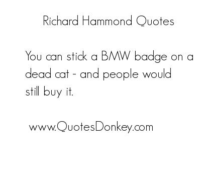 Richard Hammond's quote #6