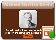 Richard Harding Davis's quote #1
