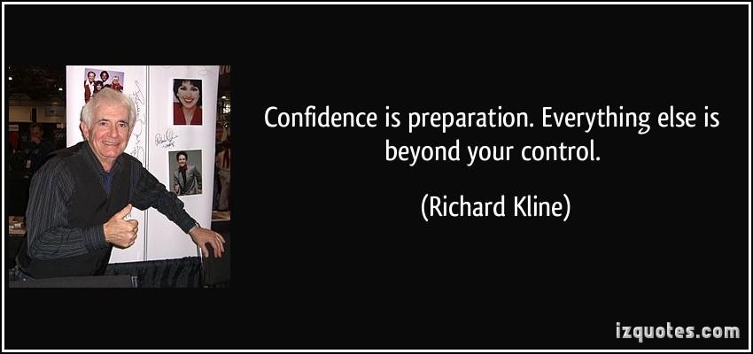 Richard Kline's quote #1