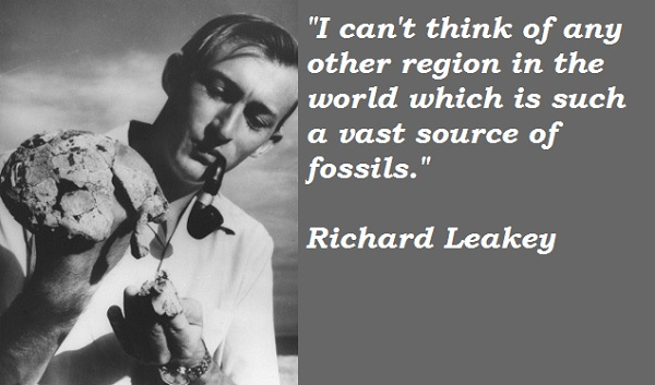 Richard Leakey's quote #6