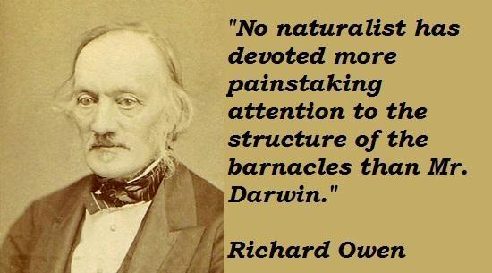 Richard Owen's quote #4