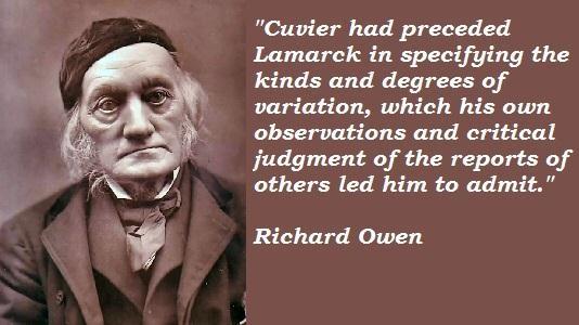 Richard Owen's quote #5