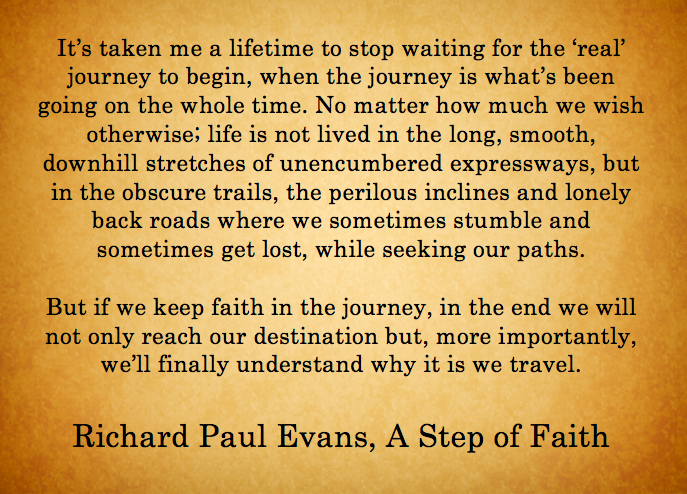 Richard Paul Evans's quote #2