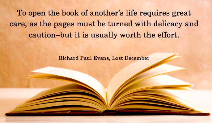 Richard Paul Evans's quote #6