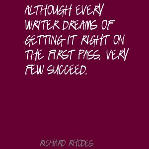 Richard Rhodes's quote #1