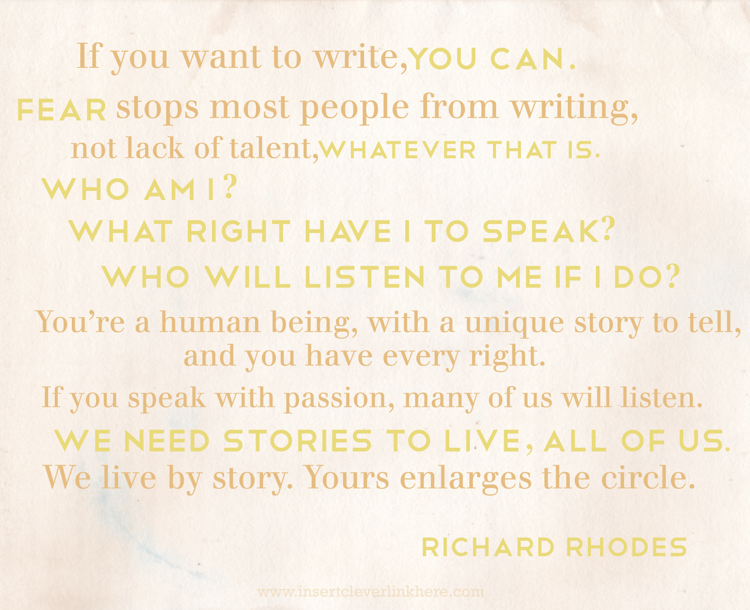 Richard Rhodes's quote #3