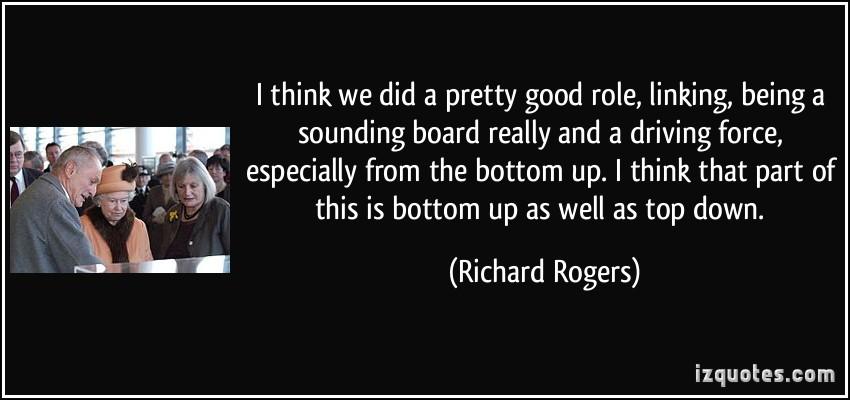 Richard Rogers's quote #6