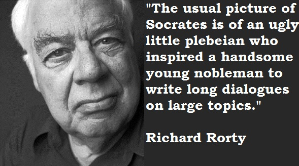 Richard Rorty's quote #1
