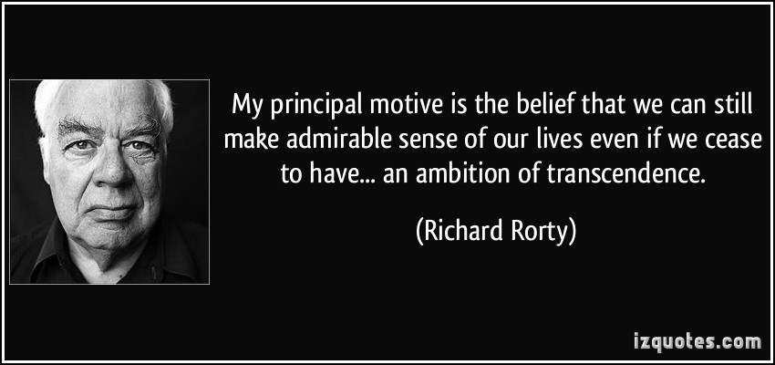 Richard Rorty's quote #3