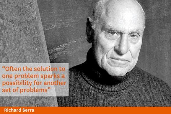 Richard Serra's quote #1