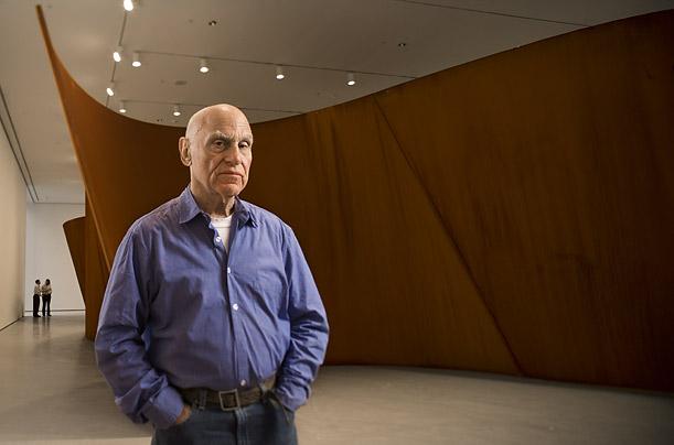 Richard Serra's quote #3