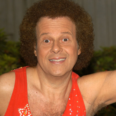 Richard Simmons's quote #3