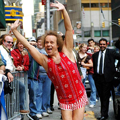 Richard Simmons's quote #8